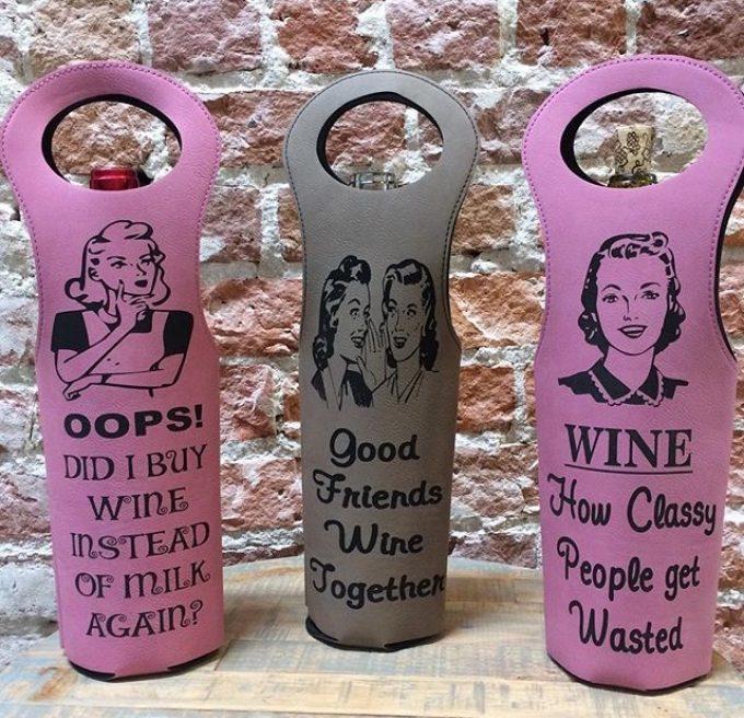 Wine Koozies